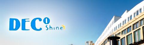 Company Decoshine Constructions. Description and contact information.