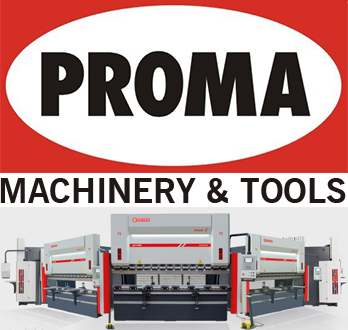Company Proma Machinery. Description and contact information.