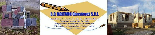 Company Baltmio Construct. Description and contact information.