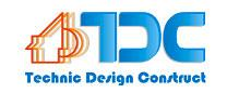 Company Technic Design Construct. Description and contact information.