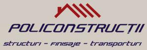 Company Policonstructii. Description and contact information.