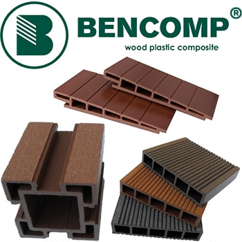 Company Bencomp WPC Profiles Composite Wood. Description and contact information.