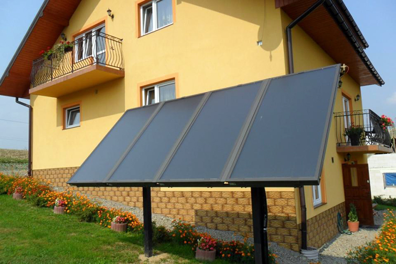 Company Itechsol Solar Panels. Description and contact information.