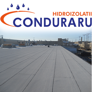 Insulations / Waterproofing / Coatings - service supplied by Conduraru Grup Construct