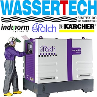 Company Wassertech. Description and contact information.