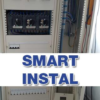 Company Smart Instal. Description and contact information.