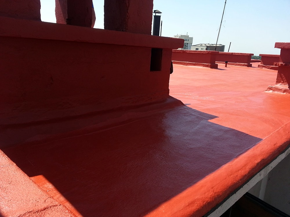 Insulations / Waterproofing / Coatings - service supplied by Sasoia 2003