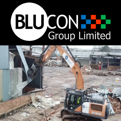 Company Blucon Group Limited. Description and contact information.
