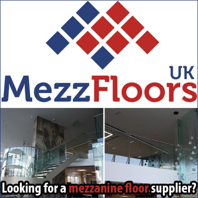 Company Mezz Floors UK. Description and contact information.