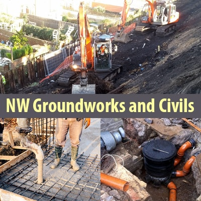 Company NW Groundworks and Civils Ltd. Description and contact information.