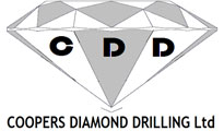 Company Coopers Diamond Drilling Ltd. Description and contact information.