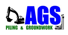Company Ags Piling & Groundwork. Description and contact information.