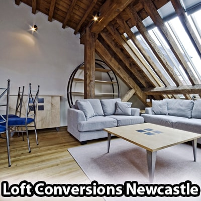 Company Loft Conversions Newcastle. Description and contact information.