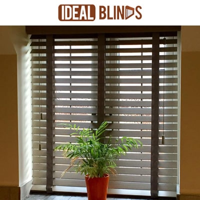 Company Ideal Blinds. Description and contact information.