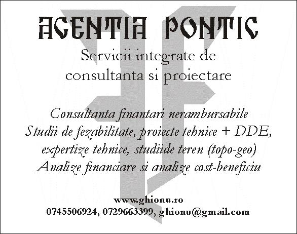 Company PONTIC. Description and contact information.