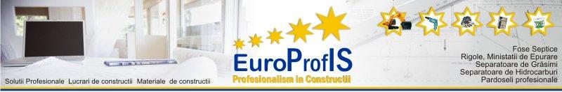 Company Europrofis. Description and contact information.