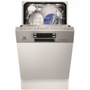 Built-Electrolux dishwasher ESI4620ROX 9 sets, 6 programs, Class A ++, 45 cm, stainless steel