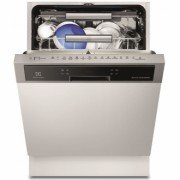 Dishwasher Electrolux built-in portion ESI8730RAX, 15 sets, 6 programs, 60 cm, Class A +++, Inox