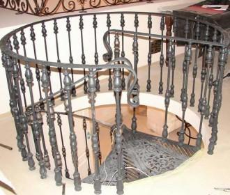 Iron railing - Ladders, Step Ladders & Platforms ...