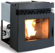 Pellet Fireplace Insert - AIR
