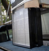 Venetian blinds between glasses blind 25 mm