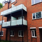 Balconies, offered by the company DDM Fab Ltd