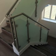 Bespoke Handrails, offered by the company DDM Fab Ltd