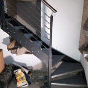 Metal stairs, offered by the company DDM Fab Ltd
