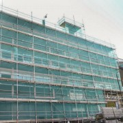 Commercial Scaffolding, offered by the company A Star London Scaffolding