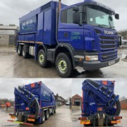 RSP TWIN FAN model Scania G440 from the company SNC Commercials