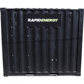 500kW Packaged Boiler, Rapid Energy Ltd company