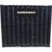 500kW Packaged Boiler from the company Rapid Energy Ltd