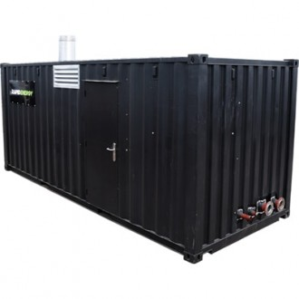 2000kW Packaged Boiler, Rapid Energy Ltd company