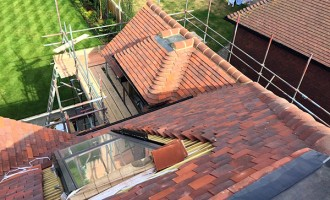 Roofing Services / Roofing Contractors / Roof coverings, service offered by the company Mike Horizon Roofing Ltd